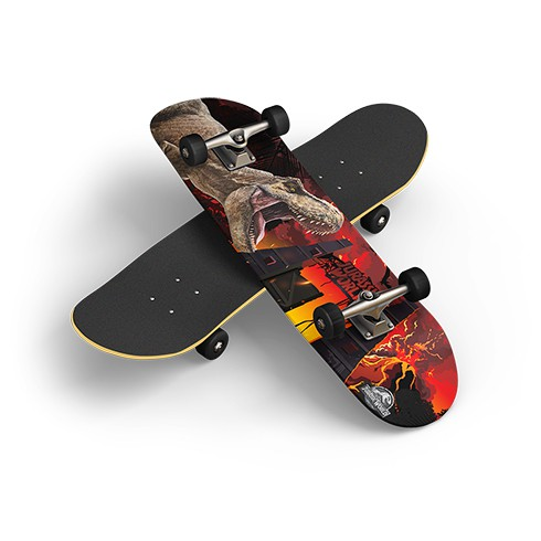 Skate Jurassic World Portal Maple 31' ABEC 5