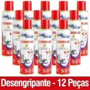 Desengripante Lub Fast 300ml - Caixa c/ 12 unidades