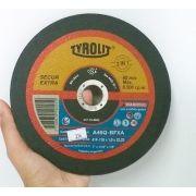 Disco de Corte Secur Extra - 180 x 1,6 x 22,2mm - Tyrolit