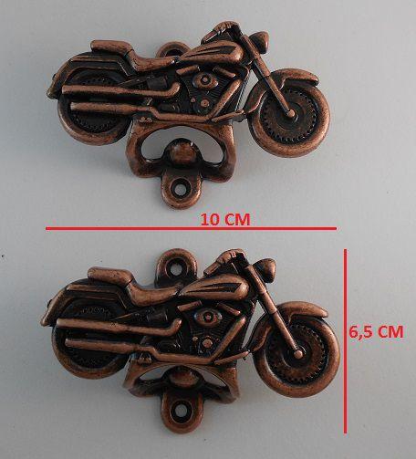 Abridor de Garrafa - Moto Custom