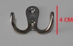 Cabideiro Duplo prata/ouro velho Ref. 1674