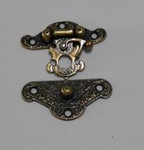 Fecho tipo Arca Pequeno Ref. 1492