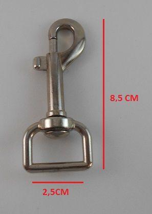 Mosquetão 6011/Q