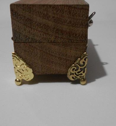 Pézinho Arabesco Pequeno  Ref.1618
