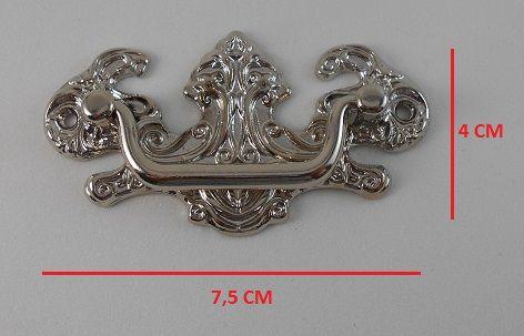 Puxador Colonial Ref. 9222