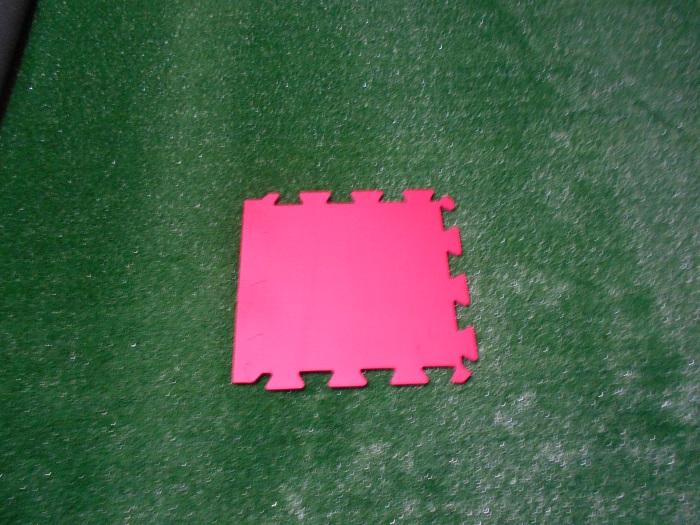 TATAME 0,50 x 0,50 mt (DIVERSAS CORES)