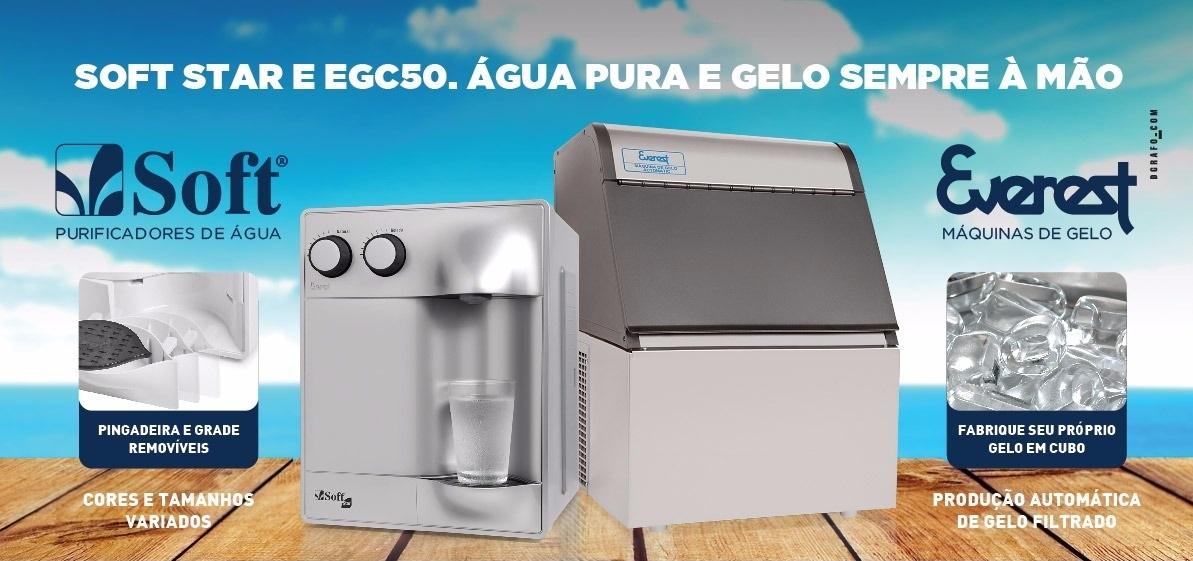 Purificador de agua everest maquina de gelo everest - Maquina de agua ...