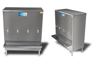 Bebedouro Industrial Modelo Ks 200 4 Torneiras Ktn