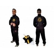 Agasalho Karate Cobra Kai preto + Brinde Chaveiro