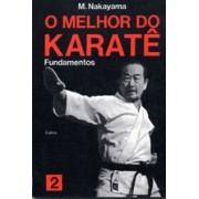 Livro Melhor do Karate Volume 2 - Fundamentos