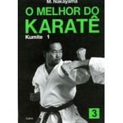 Livro Melhor do Karate Volume 3 - Kumite 1