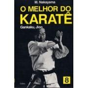 Livro Melhor do Karate Volume 8 - Gankaku e Jion