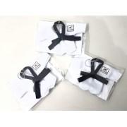 Mini Dobok Taekwondo Korea Combo 3 unidades