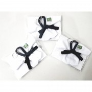 Mini Dobok Taekwondo Brasil  Combo 3 unidades