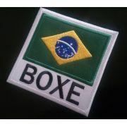 PATH BORDADO  BRASIL BOXE