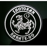 PATH BORDADO  KARATE SHOTOKAN 1