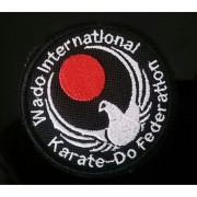 PATH BORDADO  KARATE WADO RYU