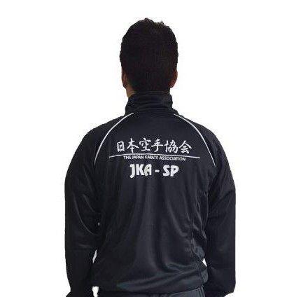 Blusa oficial JKA SP