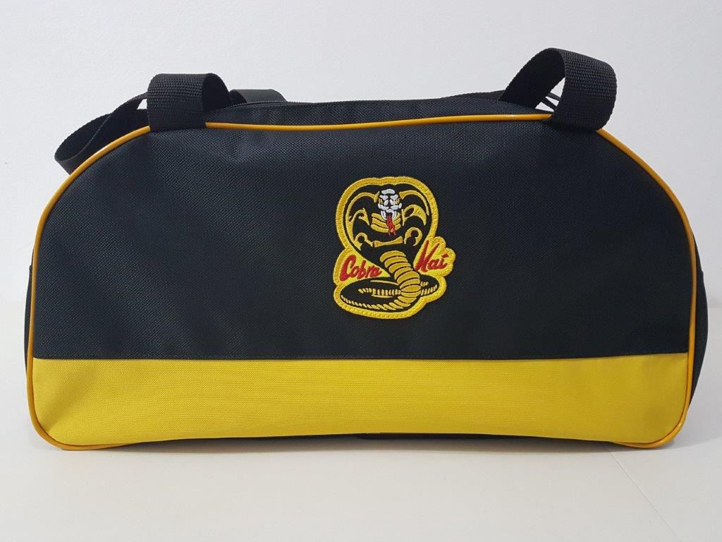 Bolsa Evolution Karate Cobra kai