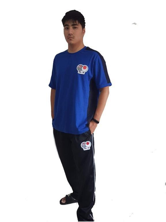 Camiseta Azul Atleta JKA SP