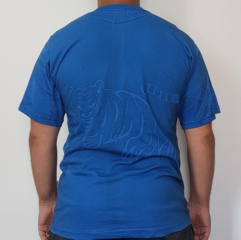 Camiseta Estonada Karate Evolution Tigre