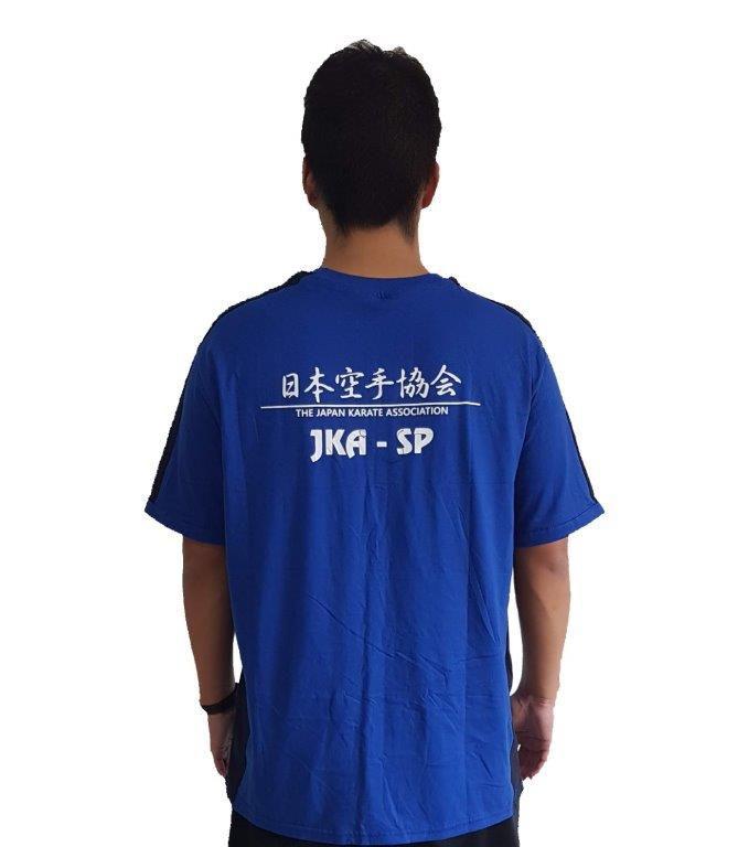 Combo Basico: 1 Agasalho + 1 camiseta + 1 Path Bordado JKA SP