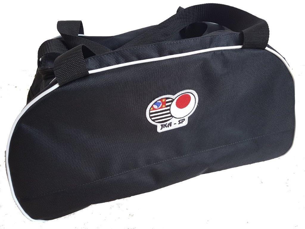 Combo Premium: 1 Agasalho + 1 Camiseta + 1 Bolsa + 1 Kimono PA Lonita Premium + 1 Path JKA SP