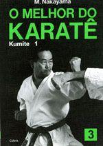 Coleção com os 11 Livros Da Série Melhor Do Karatê (O) Do 1 Ao 11 + 1 mini Kimoninho Karate Brasil de Brinde