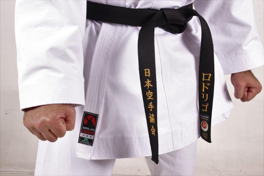 Kimono Karate Adulto Lona K10 medium canvas Linha Premium Martial Arts Shodo