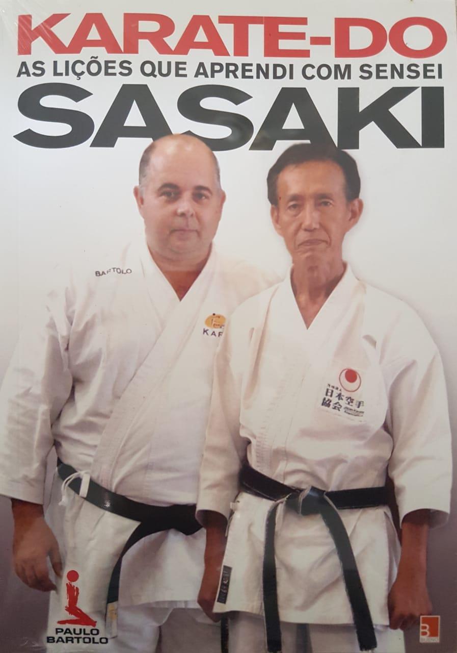 Livro Karate-Do As Lições Que Aprendi Com Sensei Sasaki