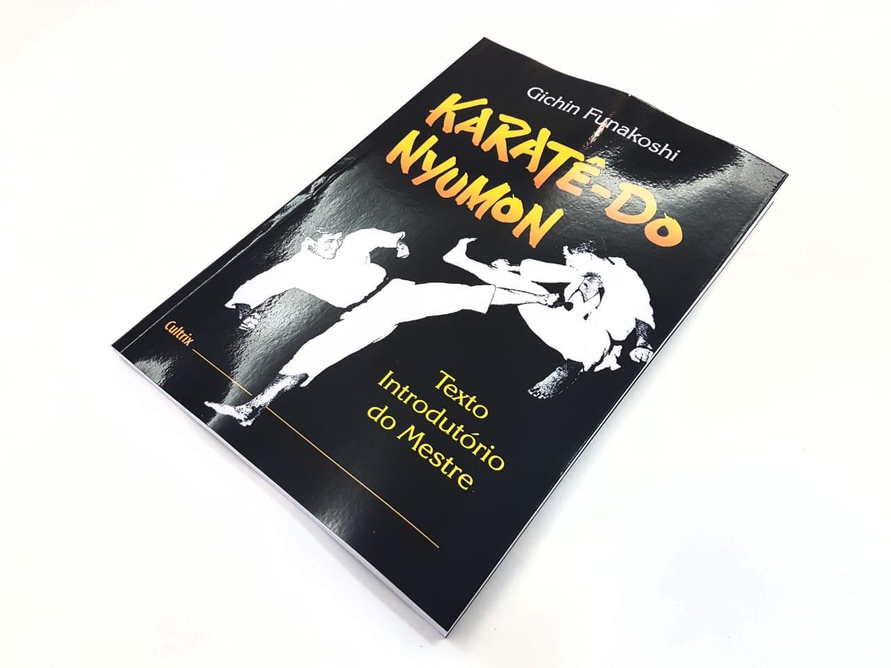 Livro Karate Do Nyumon G.Funakoshi
