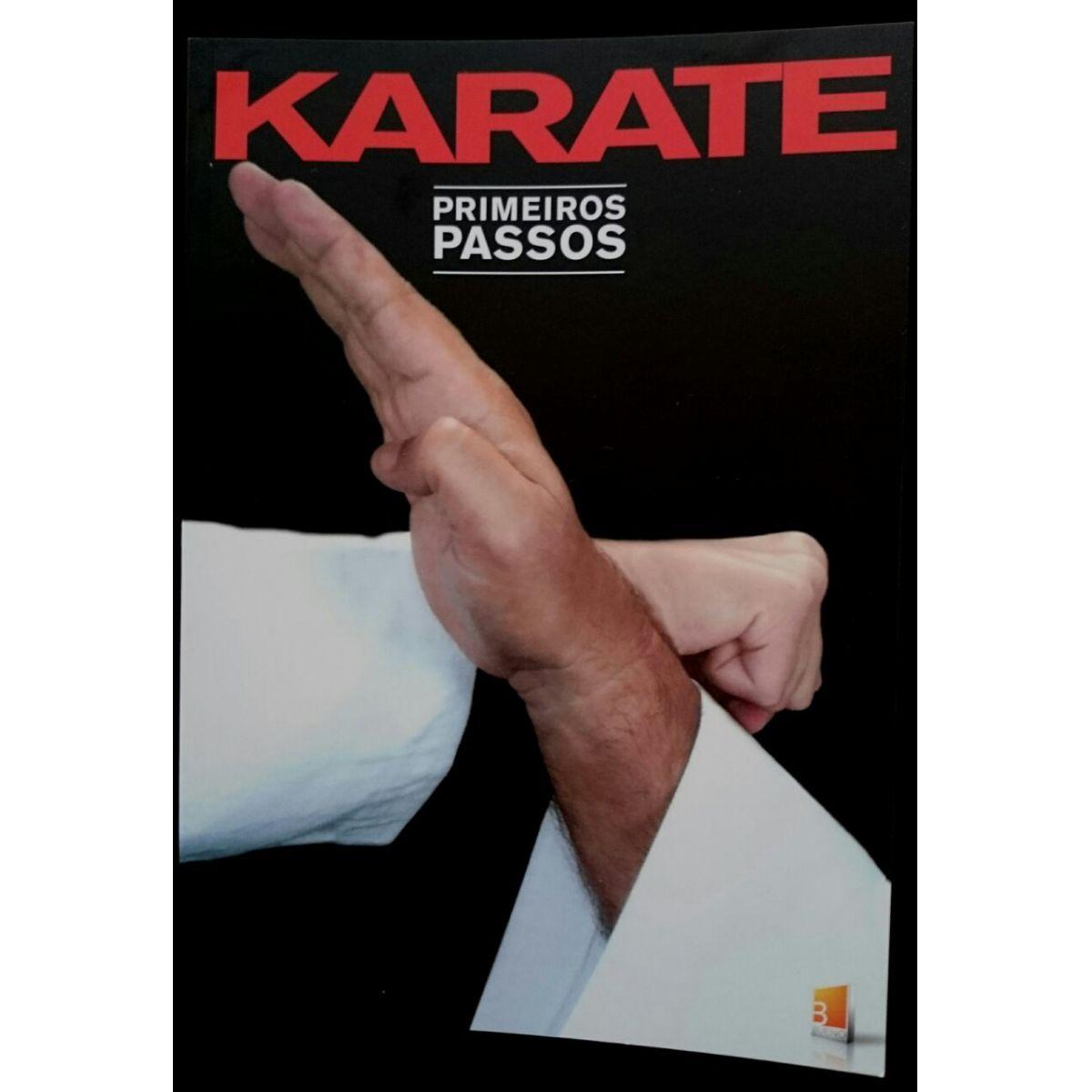 Livro Karate primeiros passos