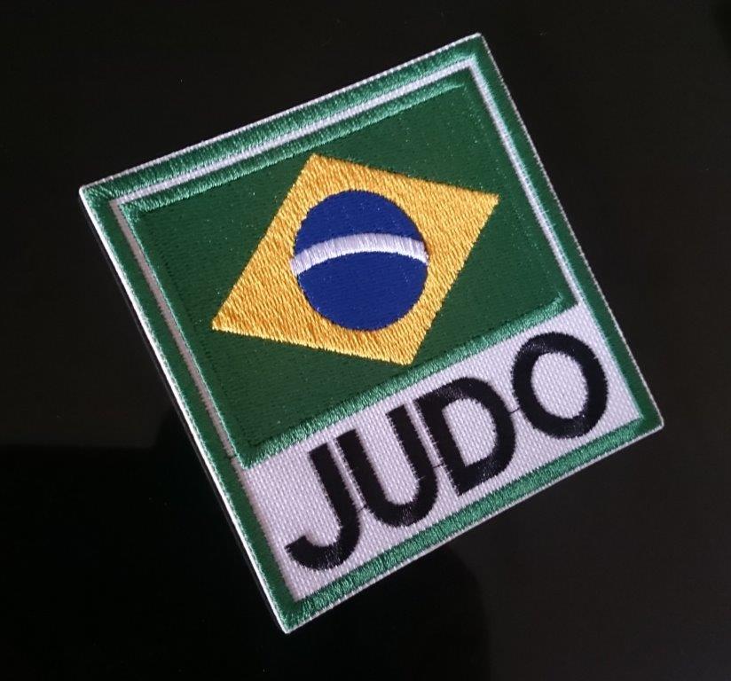 PATH BORDADO JUDÔ BRASIL