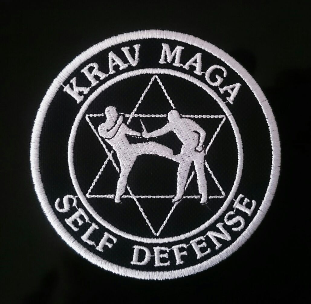 PATH BORDADO  KRAV MAGA