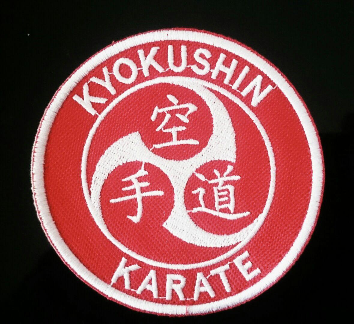 PATH BORDADO  KYOKUSHIN