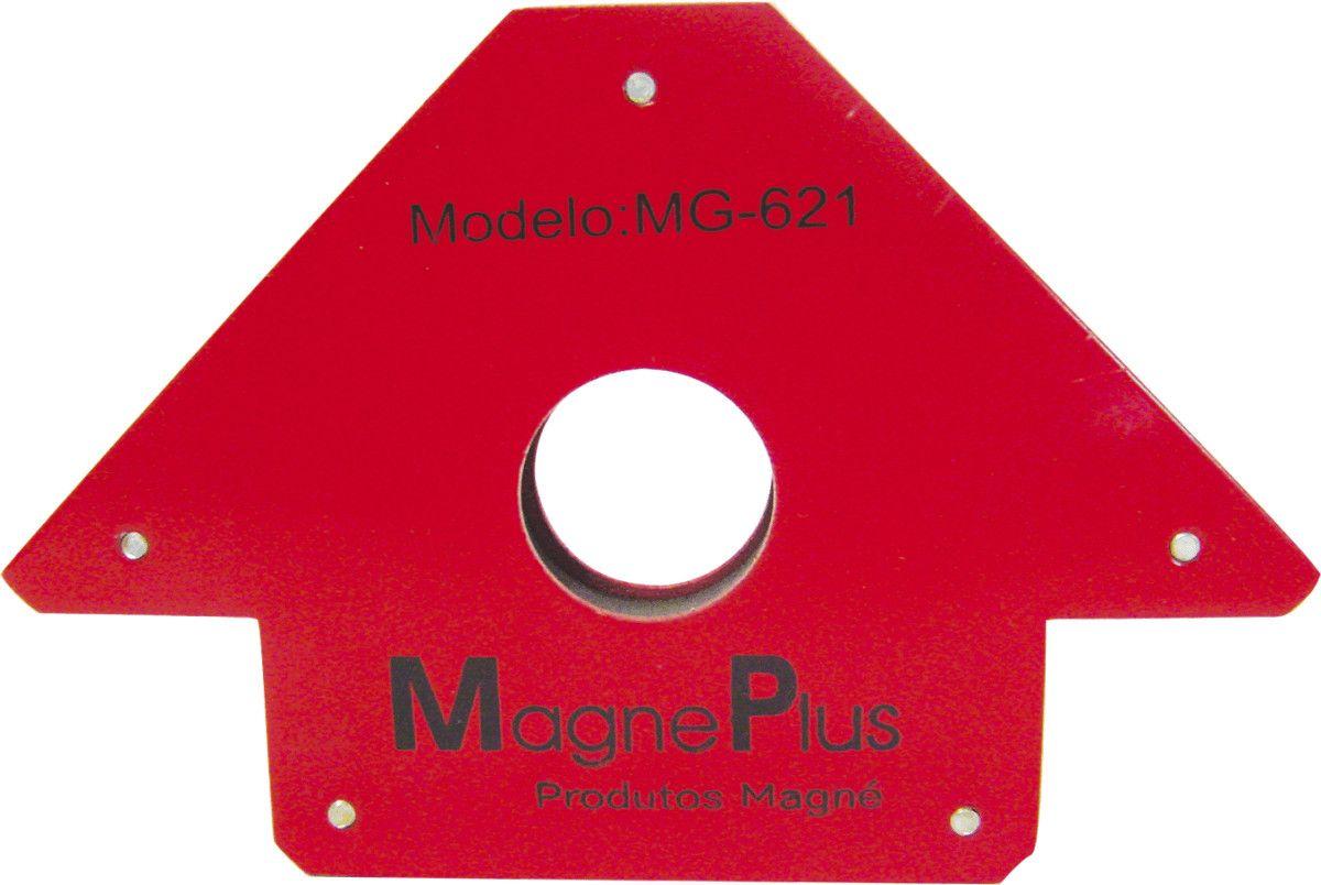 FIXADOR MAGNÉTICO PARA SOLDA MAGNEPLUS MG-623  - CELMAR