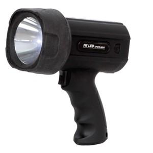 LANTERNA DE LED RECARREGÁVEL 3W GROZ LED-401-55009