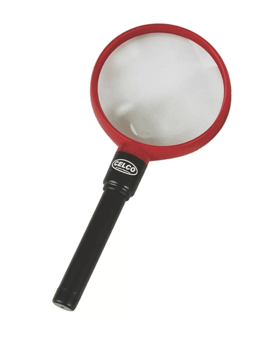 LUPA SIMPLES COM ILUMINAÇÃO CELCO CE-7565