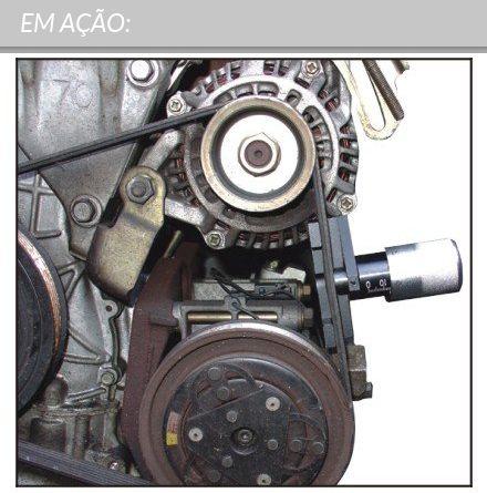 MEDIDOR UNIVERSAL DE TENSÃO DE CORREIAS ECOGAGE ECO-60014