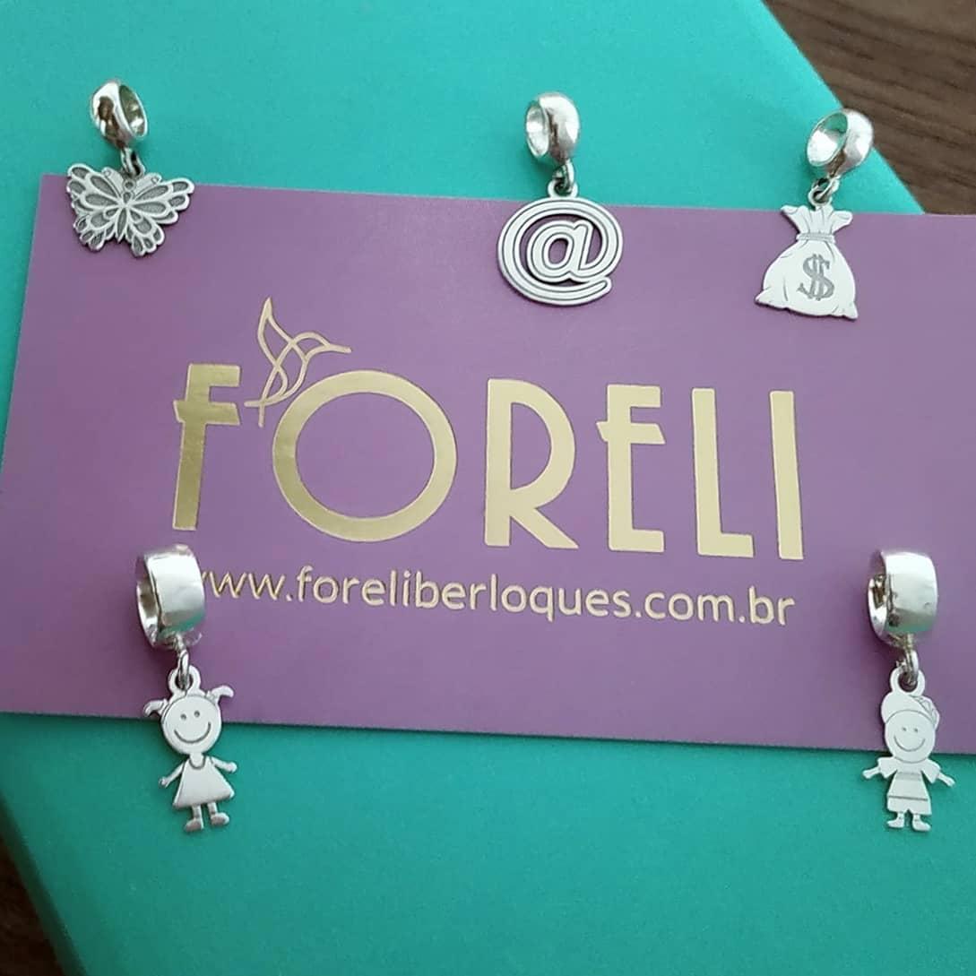 Berloque Borboleta