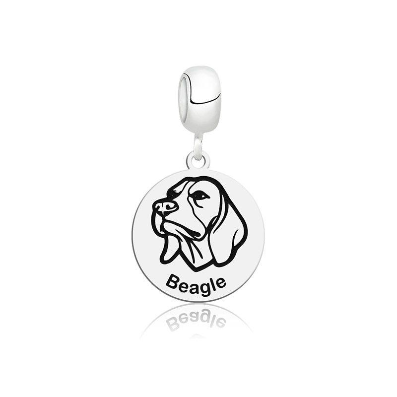 Berloque Cachorro Beagle