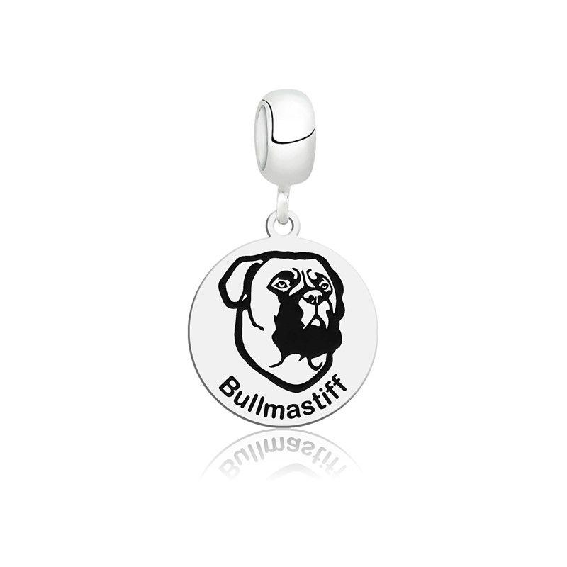 Berloque Cachorro Bullmastiff