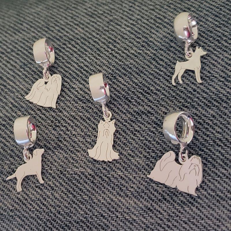 Berloque Cachorro Labrador