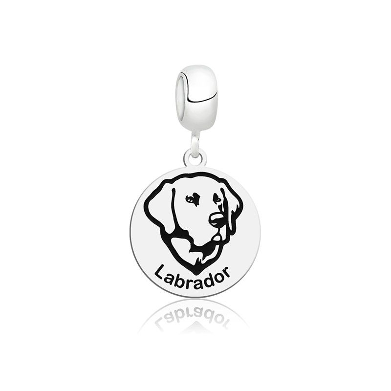 Berloque Cachorro Labrador II