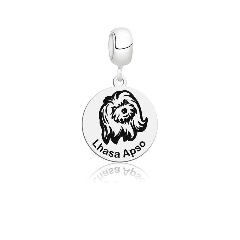 Berloque Cachorro Lhasa Apso II