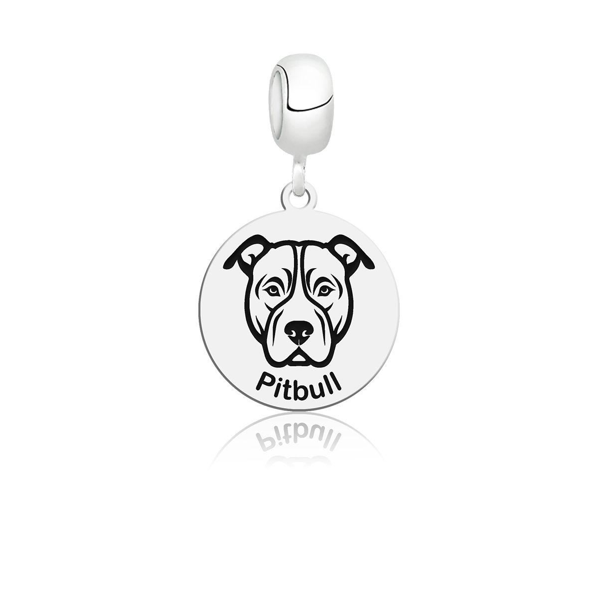 Berloque Cachorro Pitbull II
