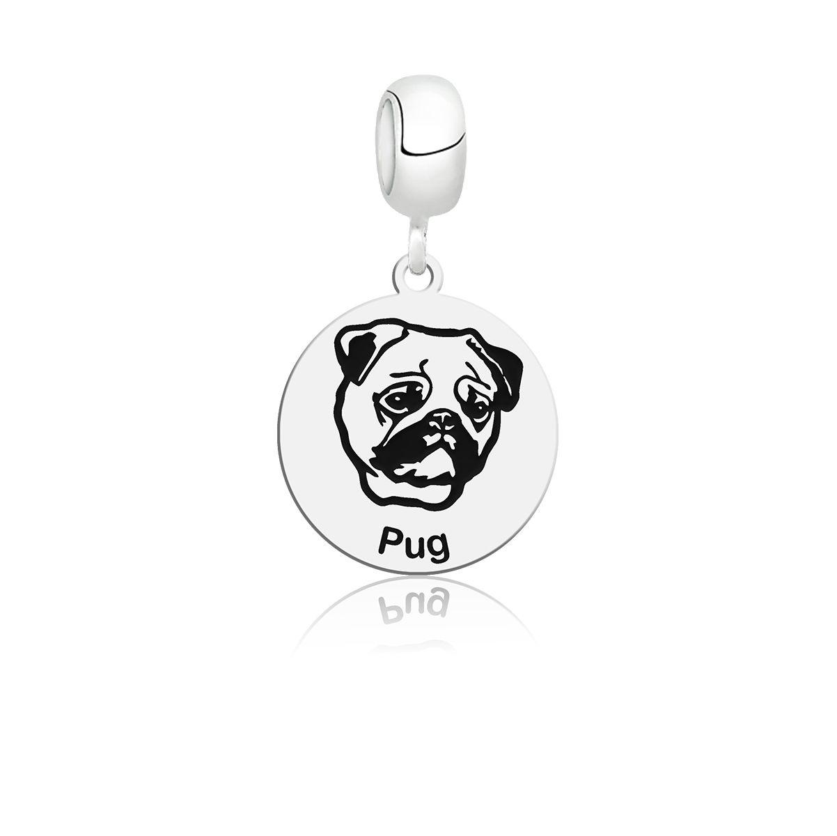 Berloque Cachorro Pug II
