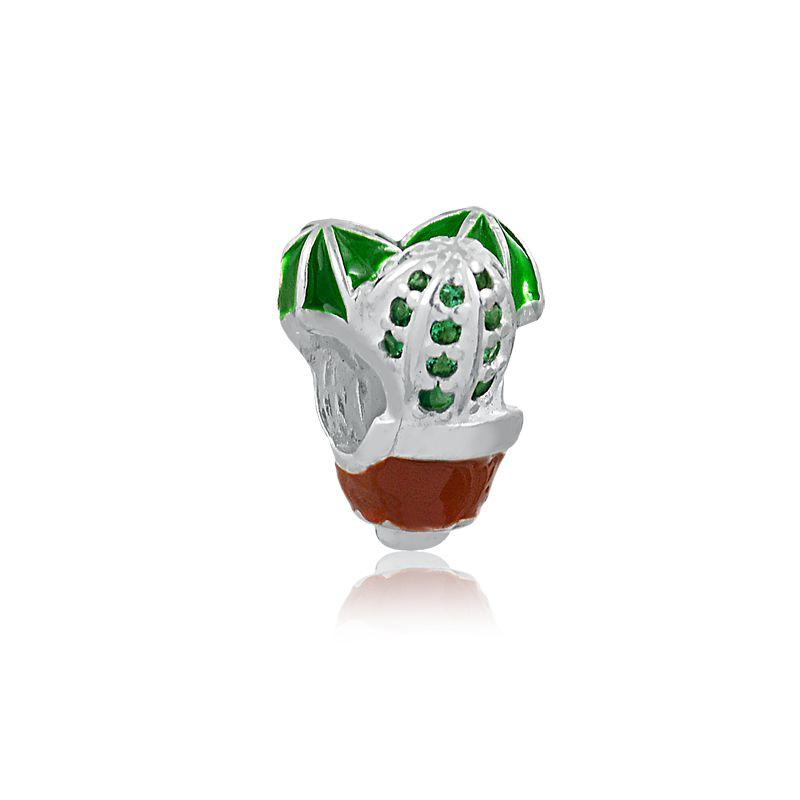 Berloque Cacto Verde
