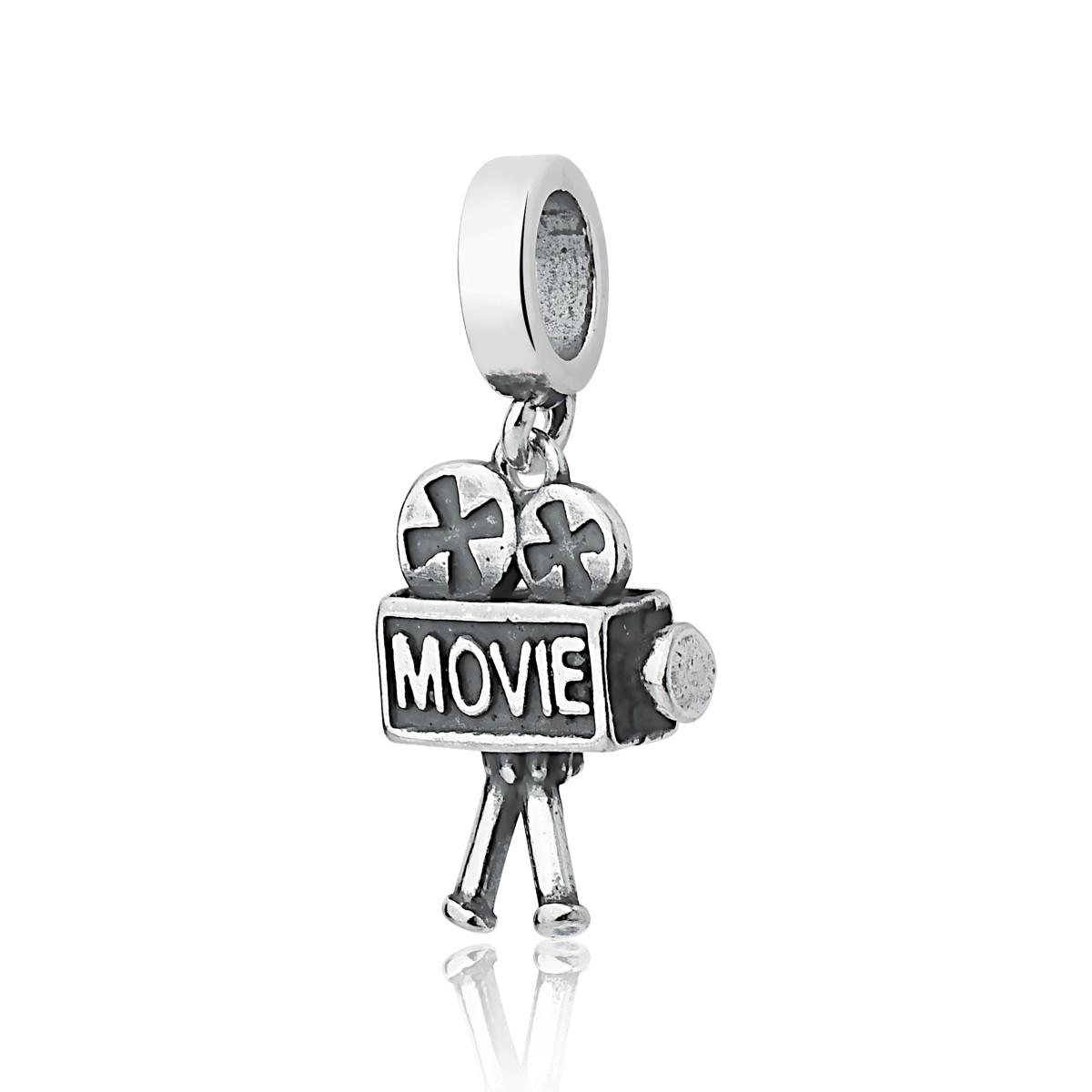 Berloque Câmera - Cinema