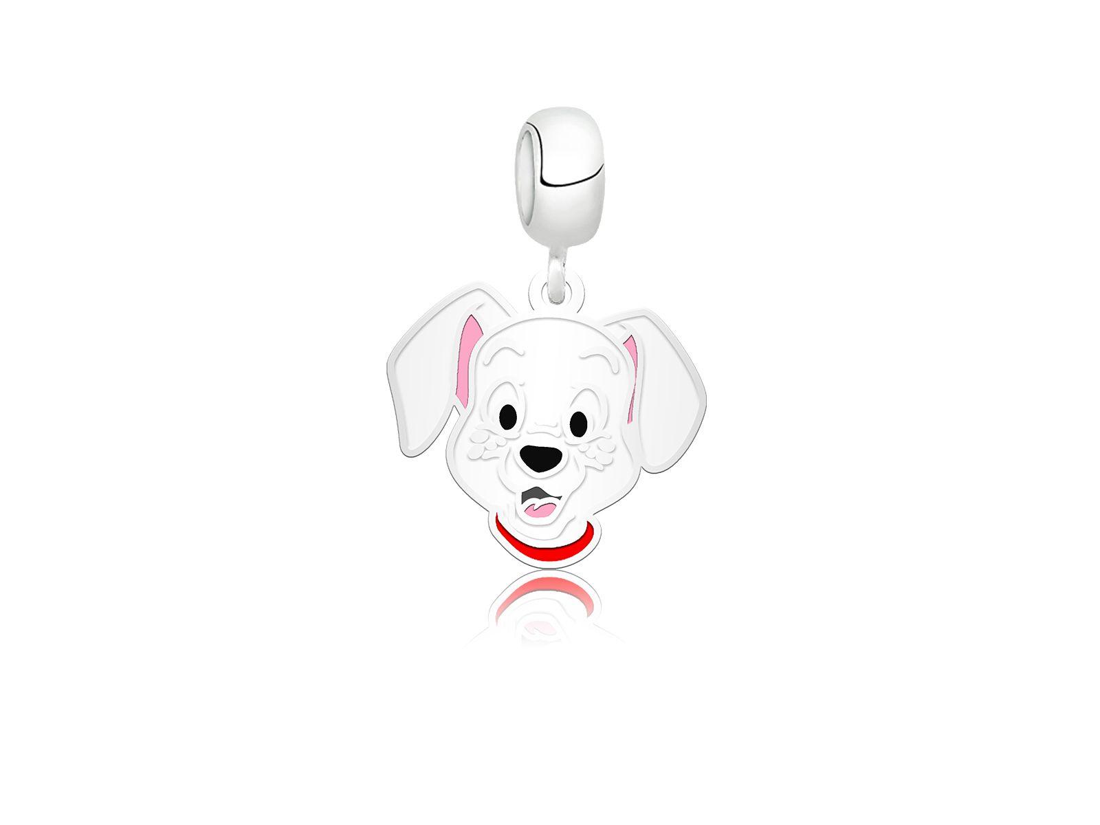 Berloque Carinha de Cachorro IV